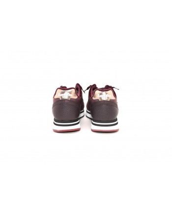 LOTTO LEGGENDA - Sneakers in suede - Red