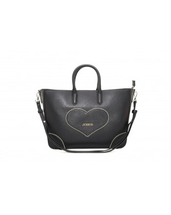 LOVE MOSCHINO - Borsa Shopping con pochette - Nero