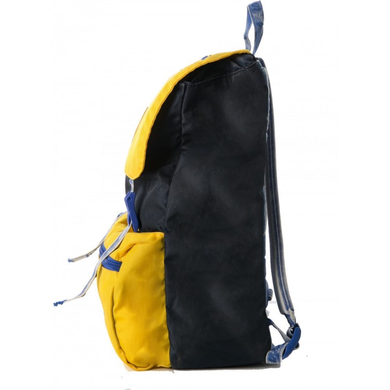 INVICTA - Vintage Jolly Backpack - Yellow/Blue
