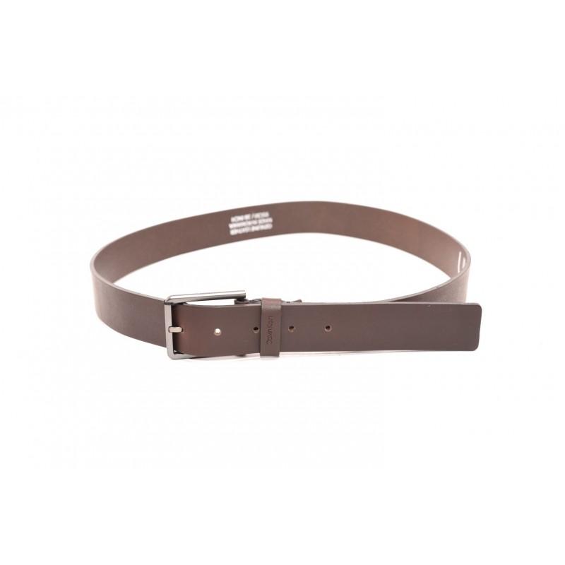 CALVIN KLEIN - Essential Belt - Brown