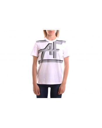 ALBERTA FERRETTI - Monogram T-Shirt - White