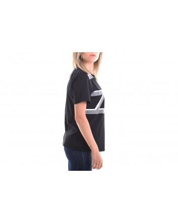 ALBERTA FERRETTI - T-Shirt con Monogramma - Nero