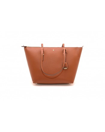 POLO RALPH LAUREN - Borsa Tote Medium - Tan