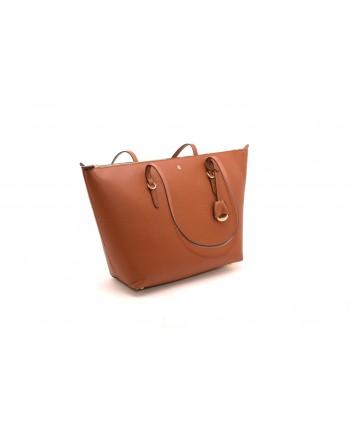 POLO RALPH LAUREN - Medium Tote Bag - Tan