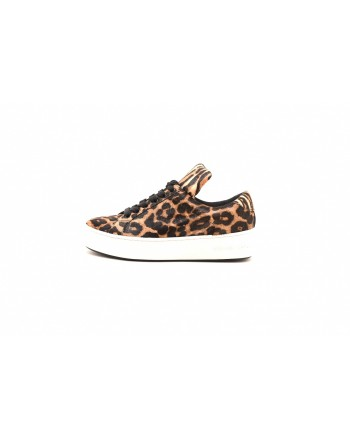MICHAEL by MICHAEL KORS - Sneakers MINDY in ecopellicci Maculata - Butterscotch