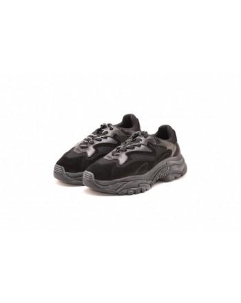 ASH - Sneakers ATOMIC in pelle  - Nero