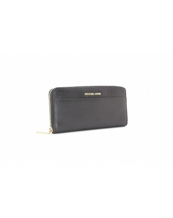 MICHAEL by MICHAEL KORS - Portafogli  Zip Around  - Nero